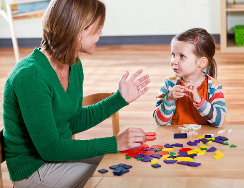 Developmental activities with children
